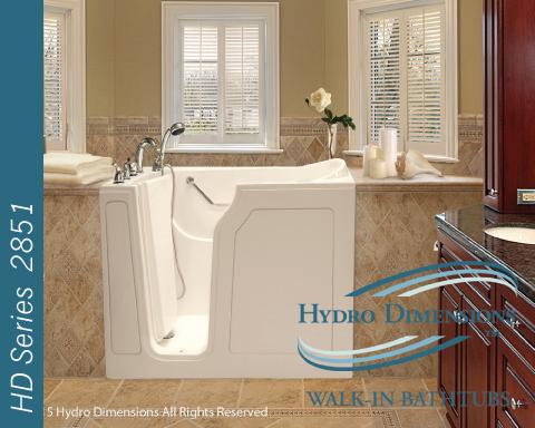 Our Walk-In Bathtub Product Line | Perfect Walk-In Bathtubs